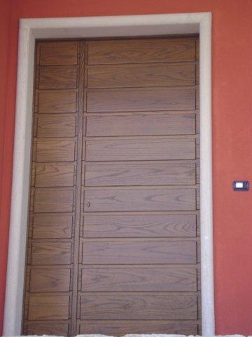 Infissi esterni zappitelli legno for Infissi esterni in legno