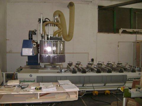Le nostre macchine per la lavorazione del legno