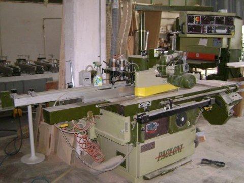 Le nostre macchine per la lavorazione del legno for Piccole planimetrie per la lavorazione del legno