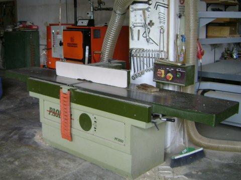 Paoloni macchine legno